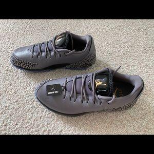 Nike Air Jordan ADG Golf Shoe Black/Cement/Red